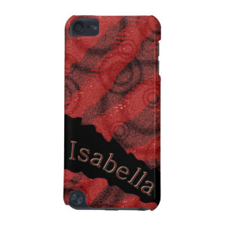 ISABELLA Personalized Name Custom Ipod Touch Case