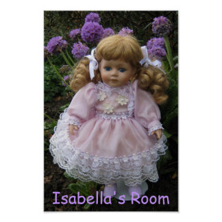 Isabella's Room Poster