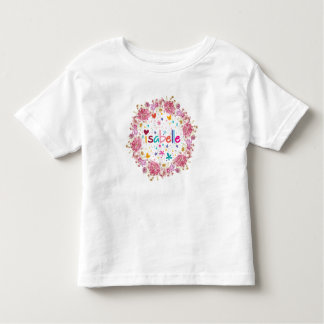 Isabelle name toddler T-Shirt