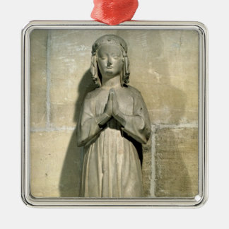 Isabelle of France (1292-1358) c.1304 (stone) Christmas Ornament