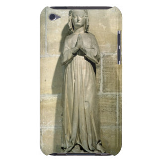 Isabelle of France (1292-1358) c.1304 (stone) iPod Case-Mate Case