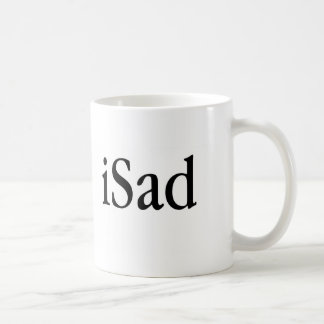 iSad - Goodbye Steve Coffee Mug