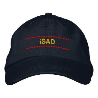 iSAD - Steve Memorial Hat Embroidered Hat