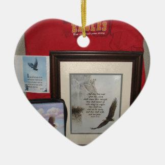 Isaiah 40:31 ornament