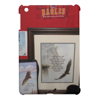 Isaiah 40:31 iPad mini cover