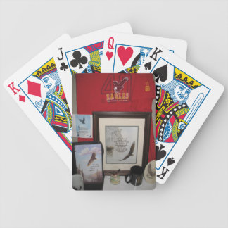 Isaiah 40 31 bicycle playing cards