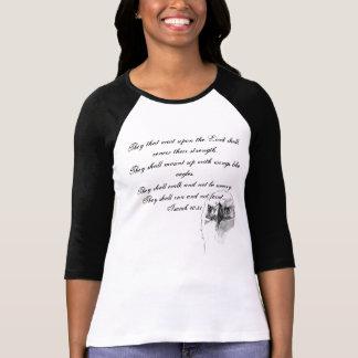 Isaiah 40:31 tshirt