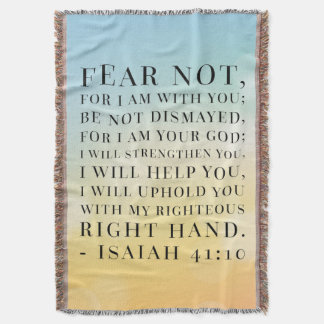 Isaiah 41:10 Bible Quote