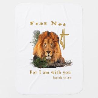 Isaiah 41:10 items pramblankets
