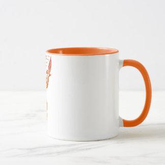 Isaiah 61 Phoenix  11 oz Ringer Mug