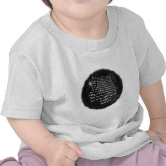 Isaiah 9 6-7 Unto Us a Child is Born - Jesus Tee Shirt