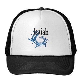 Isaiah Hats