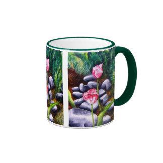 Isaiah's Tulips, Mug