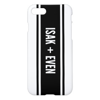 Isak and Even baw iPhone 8/7 Case