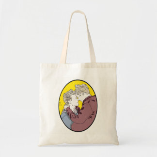 Isak and Even Tote Bag