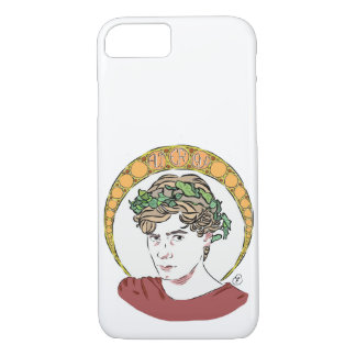 Isak art nouveau iPhone 8/7 case