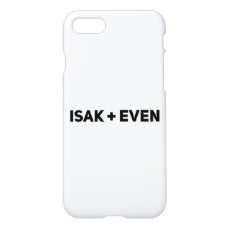 Isak+Even ship iPhone 8/7 Case