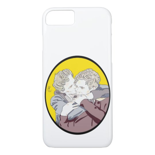 Isak og Even iPhone 7 Case