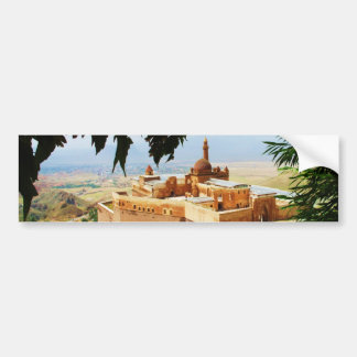 Isak Pasa Palace - Ishak Pasha Sarayi Car Bumper Sticker