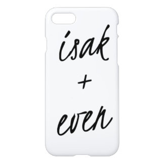 isakxeven iPhone 8/7 case
