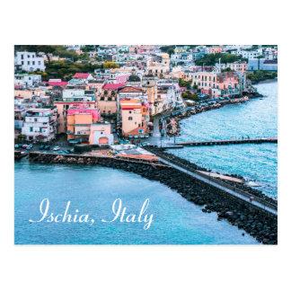 Ischia, Italy - Postcard