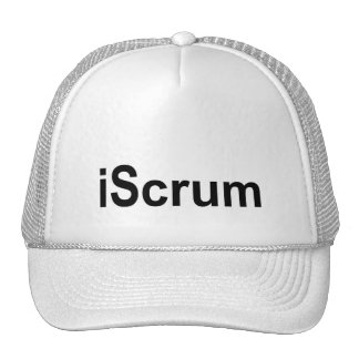 iScrum Rugby Scrum Tshirt Cap