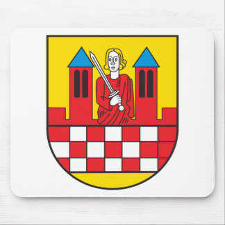 Iserlohn Coat of Arms Mouse Pad