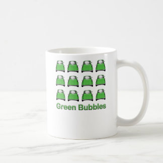 isetta green basic white mug
