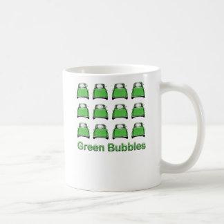 isetta green basic white mug