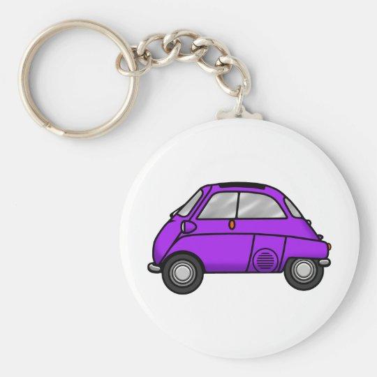 isetta purple key ring