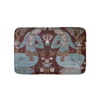 Isfahan style panel, Persian, 17th century (silk) Bath Mats