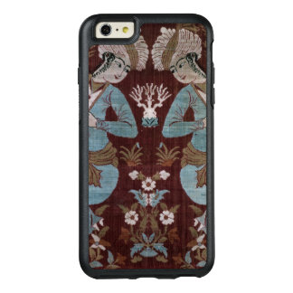 Isfahan style panel, Persian, 17th century (silk) OtterBox iPhone 6/6s Plus Case