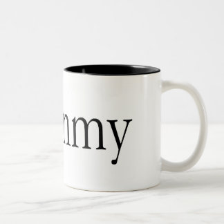 iShimmy Two-Tone Mug