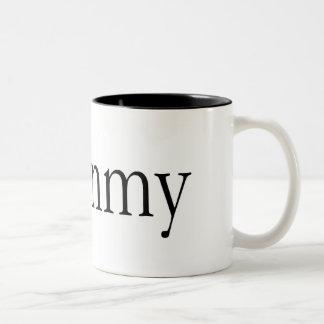 iShimmy Two-Tone Mug