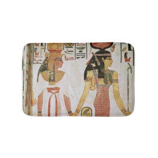 Isis and Nefertari Bath Mats