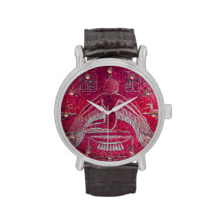 ISIS, Antique Red Watches