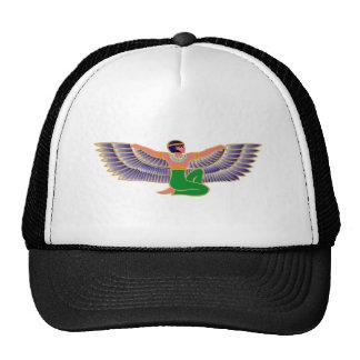 Isis Egypt goddess Egypt goddess Mesh Hats
