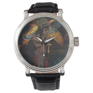 Isis Rhinestone Watch