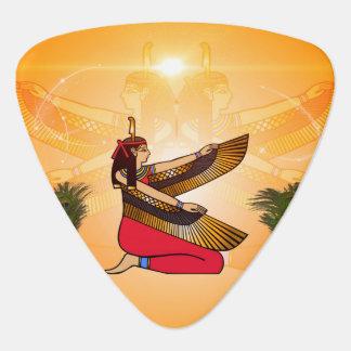 Isis the goddess of Egyptian mythology Plectrum