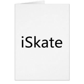 iSkate Card