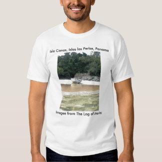 Isla Canas, Islas las Perlas, Panama Tee Shirt