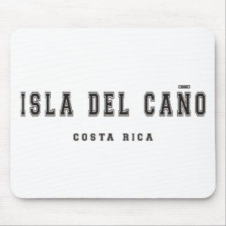 Isla del Caño Costa Rica Mouse Pad
