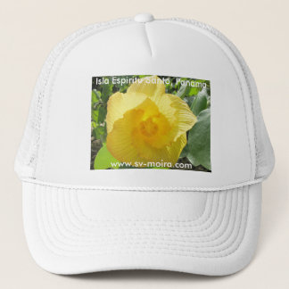Isla Espiritu Santo, Islas las Perlas, Panama Trucker Hat
