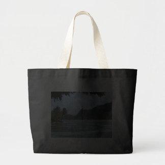 Isla Grande, Panama Jumbo Tote Bag