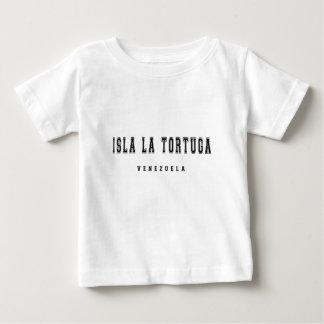 Isla La Tortuga Venezuela Tee Shirt