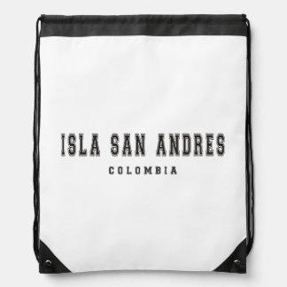 Isla San Andres Colombia Rucksacks