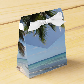 Isla Saona Caribbean Paradise Beach Favour Box