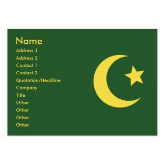 Islam - Chubby Business Cards