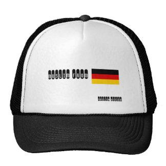 ISLAM GERMANY.CAPS MESH HAT