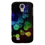 Islam is colourful bubbles samsung galaxy s4 cover